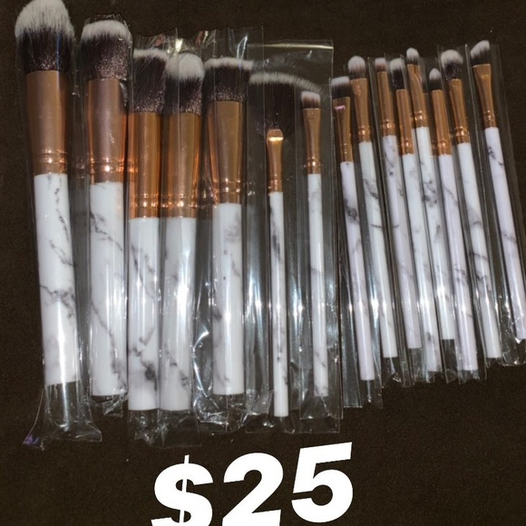 Other - Marble makeup set